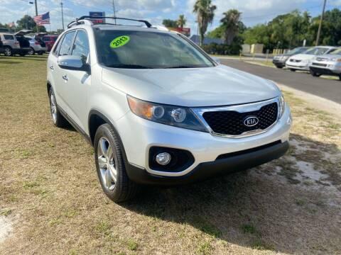 2013 Kia Sorento for sale at Unique Motor Sport Sales in Kissimmee FL