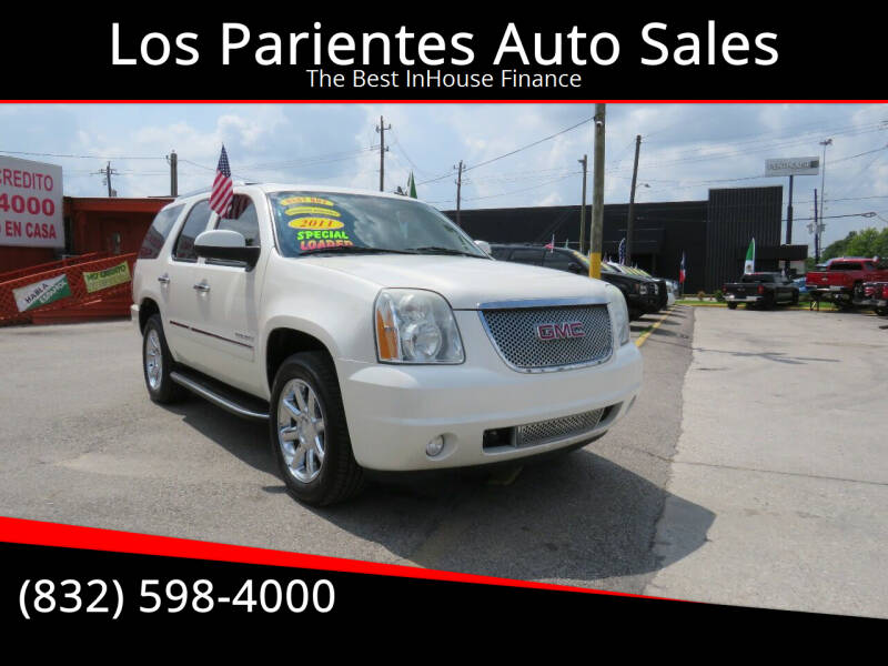 2011 GMC Yukon for sale at Los Parientes Auto Sales in Houston TX