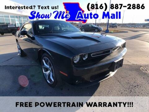 2015 Dodge Challenger for sale at Show Me Auto Mall in Harrisonville MO