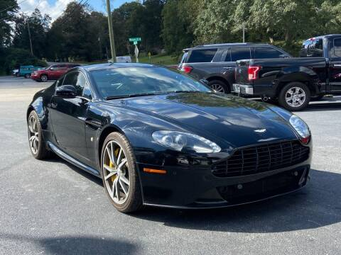 2014 Aston Martin V8 Vantage for sale at Luxury Auto Innovations in Flowery Branch GA