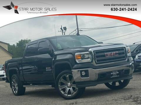 2015 GMC Sierra 1500 for sale at Star Motor Sales in Downers Grove IL
