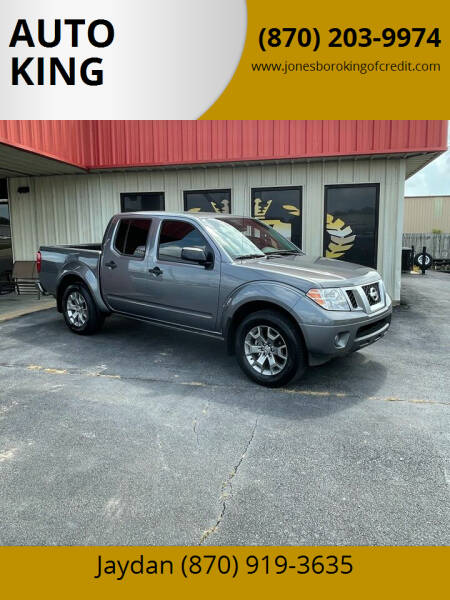2020 Nissan Frontier for sale at AUTO KING in Jonesboro AR