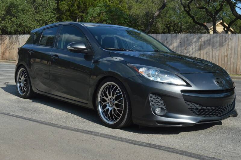 2013 Mazda MAZDA3 for sale at Coleman Auto Group in Austin TX