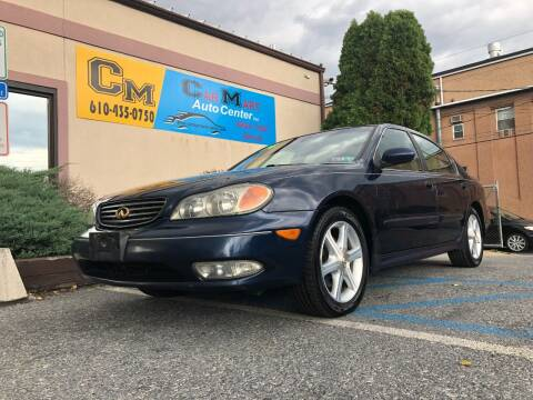 2004 Infiniti I35 for sale at Car Mart Auto Center II, LLC in Allentown PA