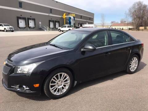 2012 Chevrolet Cruze for sale at Angies Auto Sales LLC in Newport MN