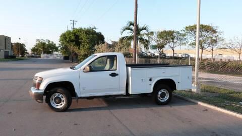 2006 Chevrolet Colorado for sale at Quality Motors Truck Center in Miami FL