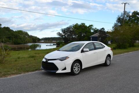 2018 Toyota Corolla for sale at Car Bazaar in Pensacola FL