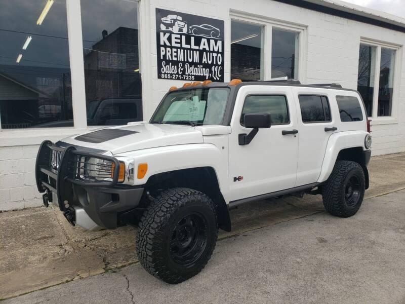 2008 HUMMER H3 for sale at Kellam Premium Auto Sales & Detailing LLC in Loudon TN