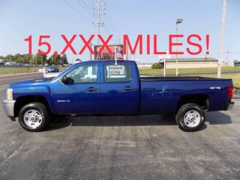 2013 Chevrolet Silverado 2500HD for sale at MYLENBUSCH AUTO SOURCE in O'Fallon MO
