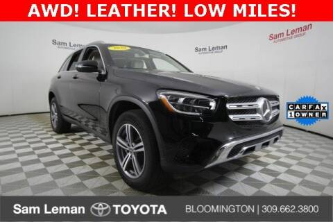 2020 Mercedes-Benz GLC for sale at Sam Leman Toyota Bloomington in Bloomington IL