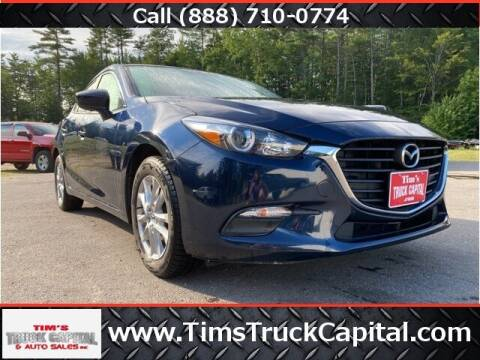 2017 Mazda MAZDA3 for sale at TTC AUTO OUTLET/TIM'S TRUCK CAPITAL & AUTO SALES INC ANNEX in Epsom NH