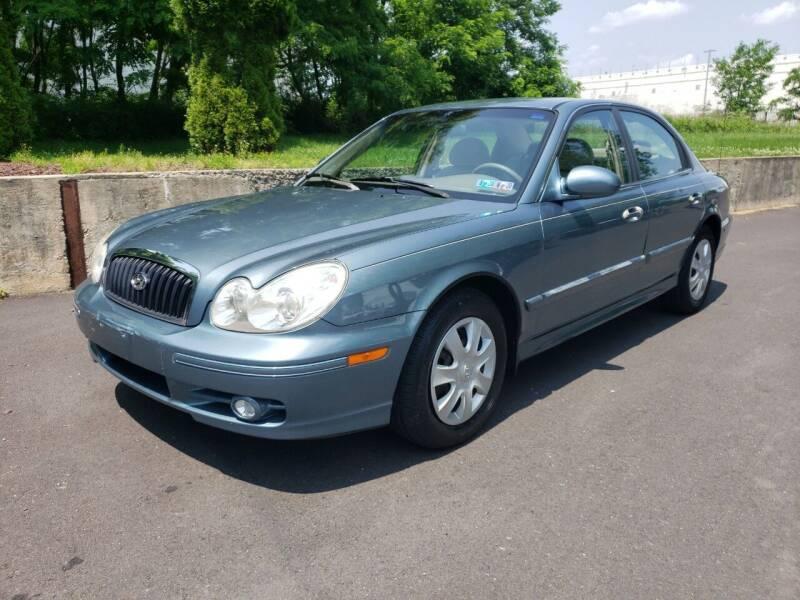 2005 Hyundai Sonata for sale at PA Direct Auto Sales in Levittown PA