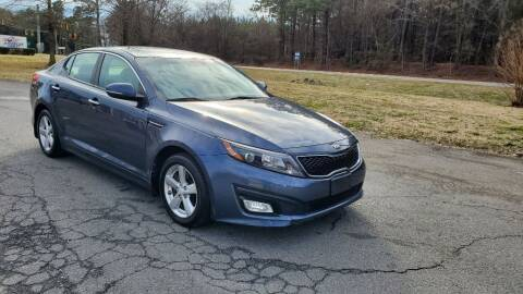 2015 Kia Optima for sale at United Auto LLC in Fort Mill SC