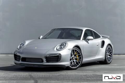 2015 Porsche 911 for sale at Nuvo Trade in Newport Beach CA