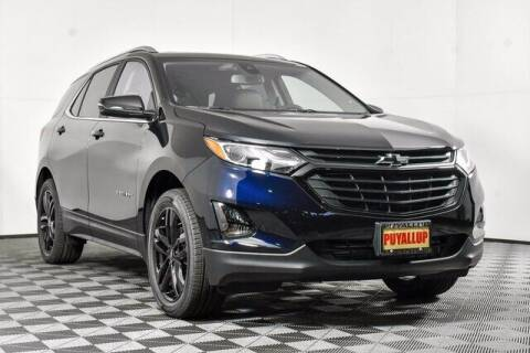 2021 Chevrolet Equinox for sale at Chevrolet Buick GMC of Puyallup in Puyallup WA