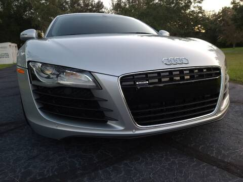 2008 Audi R8 for sale at Monaco Motor Group in Orlando FL
