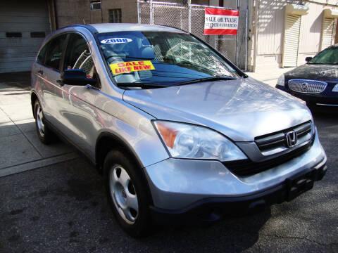 2008 Honda CR-V for sale at Discount Auto Sales in Passaic NJ