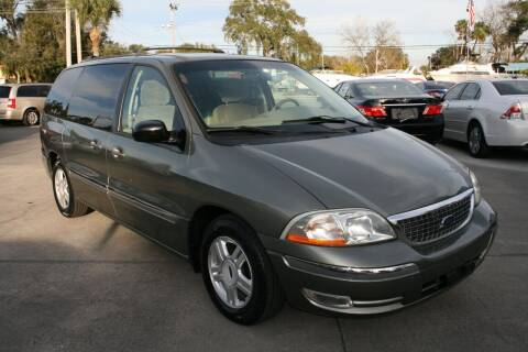 2003 Ford Windstar for sale at Mike's Trucks & Cars in Port Orange FL