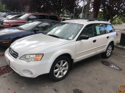 2007 Subaru Outback for sale at Blue Line Auto Group in Portland OR