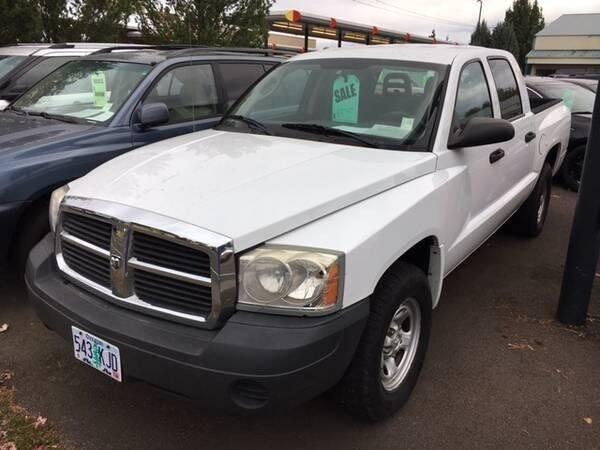 2006 Dodge Dakota for sale at PJ's Auto Center in Salem OR