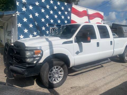 2014 Ford F-250 Super Duty for sale at The Truck Lot LLC in Lakeland FL