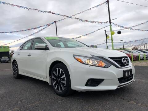 2018 Nissan Altima for sale at 1st Quality Motors LLC in Gallup NM