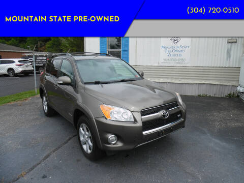 2011 Toyota RAV4 for sale at Mountain State Pre-owned in Nitro WV