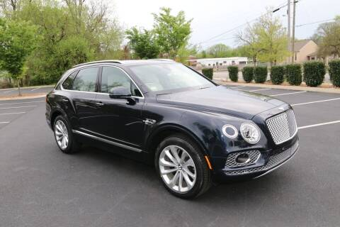 2018 Bentley Bentayga for sale at Auto Collection Of Murfreesboro in Murfreesboro TN