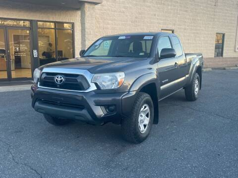 2012 Toyota Tacoma for sale at Va Auto Sales in Harrisonburg VA