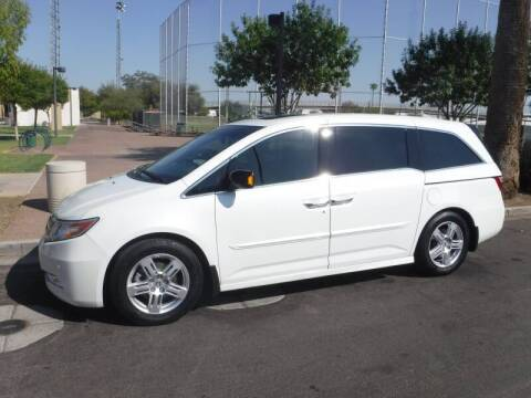2012 Honda Odyssey for sale at J & E Auto Sales in Phoenix AZ