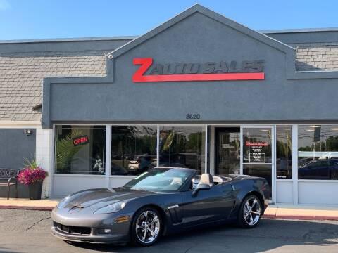 2010 Chevrolet Corvette for sale at Z Auto Sales in Boise ID