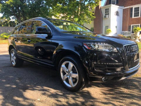 2015 Audi Q7 for sale at Beverly Farms Motors in Beverly MA
