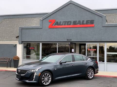2020 Cadillac CT5 for sale at Z Auto Sales in Boise ID