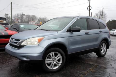 2010 Honda CR-V for sale at CU Carfinders in Norcross GA