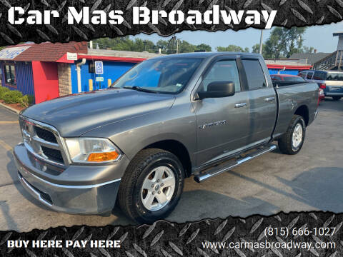 2011 RAM Ram Pickup 1500 for sale at Car Mas Broadway in Crest Hill IL