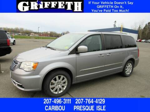 2014 Chrysler Town and Country for sale at Griffeth Mitsubishi - Pre-owned in Caribou ME