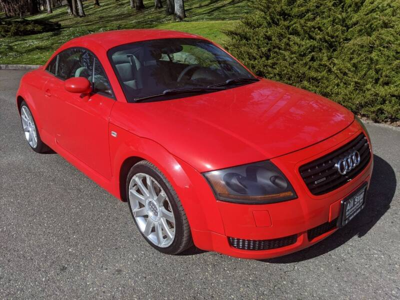 2002 Audi TT for sale at All Star Automotive in Tacoma WA
