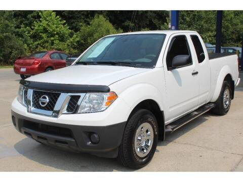 2017 Nissan Frontier for sale at Inline Auto Sales in Fuquay Varina NC