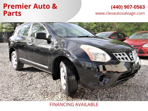 2013 Nissan Rogue for sale at Premier Auto & Parts in Elyria OH