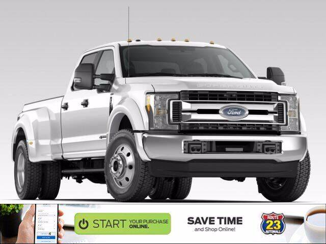 2019 Ford F-450 Super Duty for sale in Butler, NJ