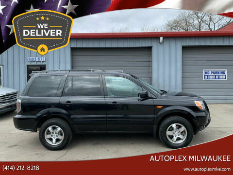 2007 Honda Pilot for sale at Autoplex 2 in Milwaukee WI