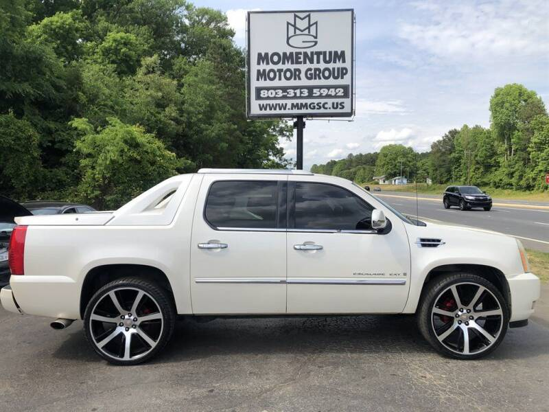 2008 Cadillac Escalade EXT for sale at Momentum Motor Group in Lancaster SC