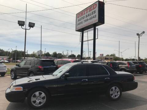 2011 Ford Crown Victoria for sale at United Auto Sales in Oklahoma City OK