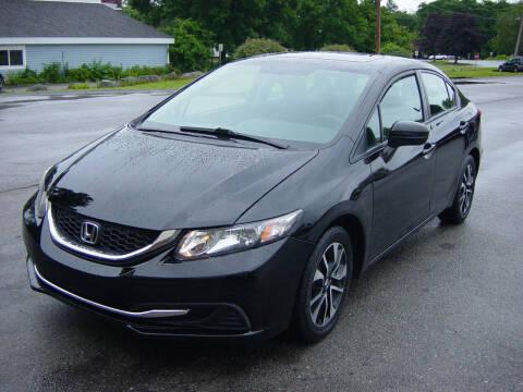 2014 Honda Civic for sale at North South Motorcars in Seabrook NH
