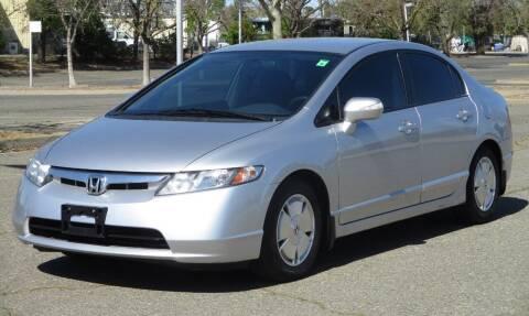 2008 Honda Civic for sale at General Auto Sales Corp in Sacramento CA