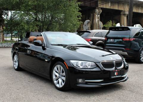 2011 BMW 3 Series for sale at Cutuly Auto Sales in Pittsburgh PA