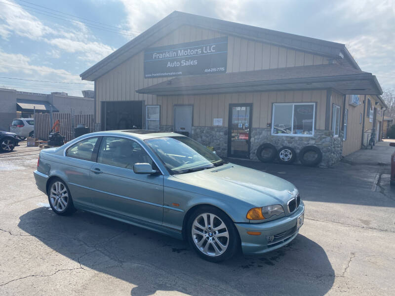 2001 BMW 3 Series for sale at Franklin Motors in Franklin WI