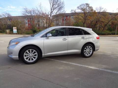 2010 Toyota Venza for sale at ACH AutoHaus in Dallas TX