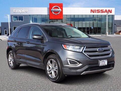 2015 Ford Edge for sale at EMPIRE LAKEWOOD NISSAN in Lakewood CO