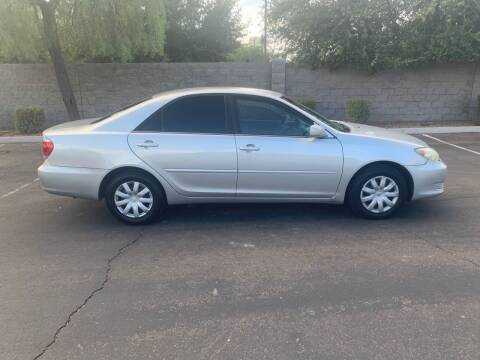 2005 Toyota Camry for sale at Premier Motors AZ in Phoenix AZ